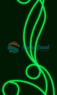 Светодиодная консоль Лоза зеленая