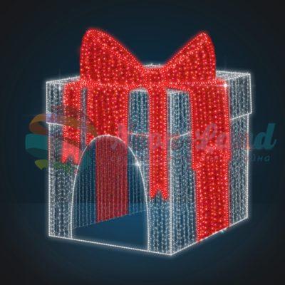 Входная группа Подарочная коробка 3метра