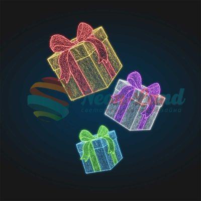 Панно Подарки