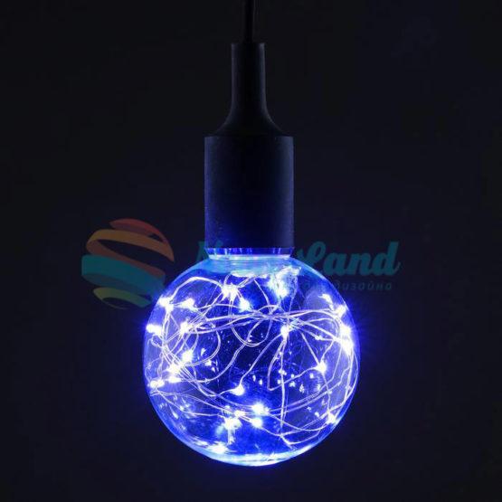 """Лампа светодиодная декоративная """"Шар"""""""